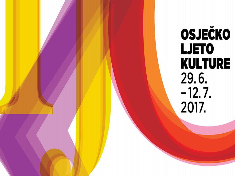 OSJEČKO LJETO KULTURE 2017